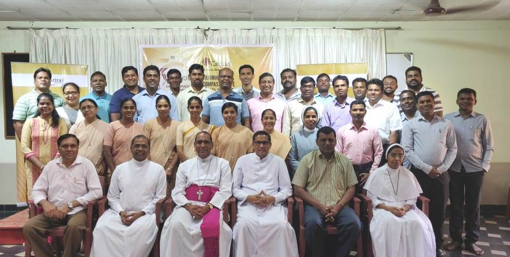 <b>50th Episode of Development Dynamics Course hosted at CODP� Mangaluru</b>