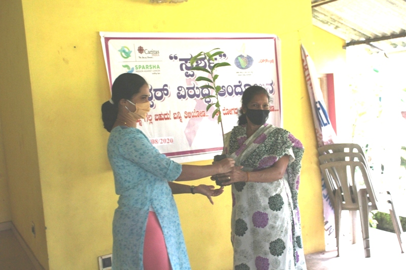 <b>Fight Cancer with hope! An awareness talk on Cancer at Merlapadav</b>